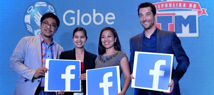 Globe boosts your favorite promos with the Free Facebook and Viber
