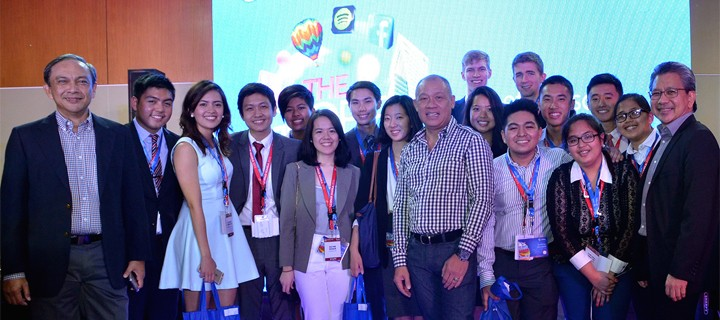 Largest student conference in Asia showcases Globe Telecom's digital and service culture business models