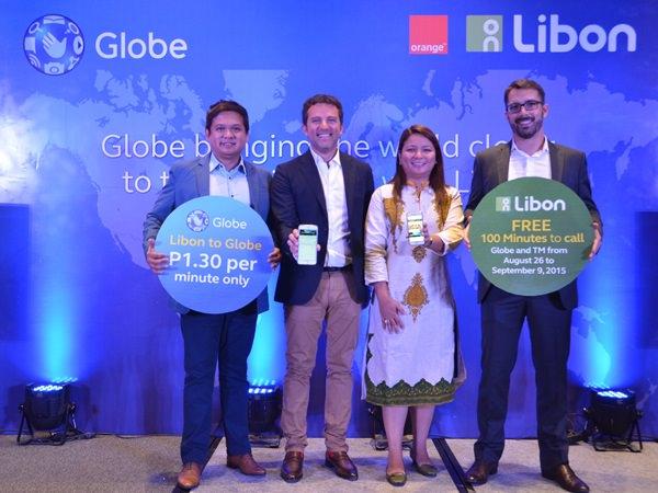 Globe-Libon