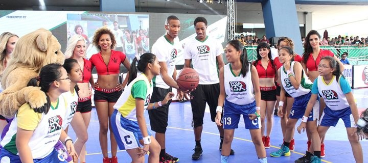Globe Telecom makes every Filipino's basketball dreams come true with NBA 3X