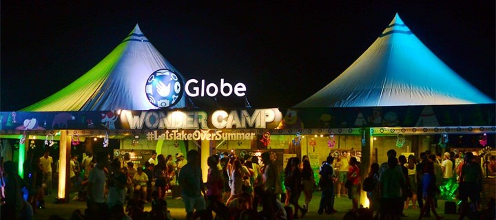 Globe Telecom brings world class artists, performances to PH for a wonderful experience for music-loving Pinoys