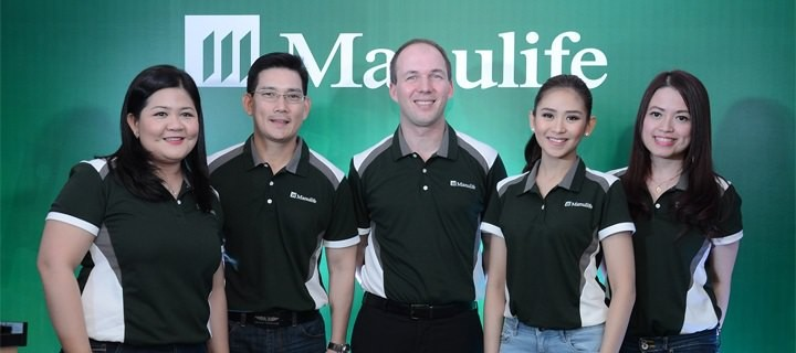 "Manulife encourages Filipinos to ""Start Your Story"""