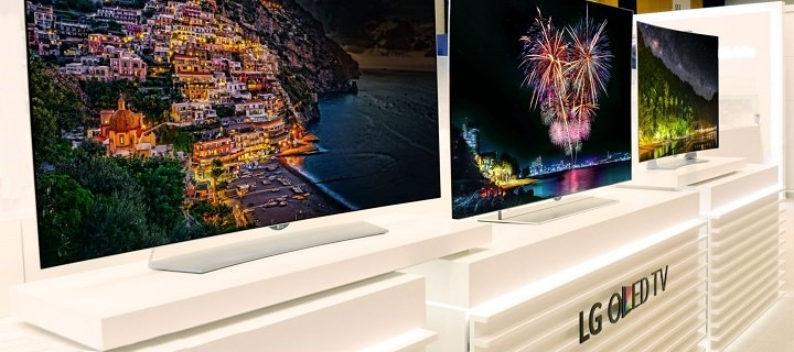 LG expands its OLED TV linedup at IFA 2015
