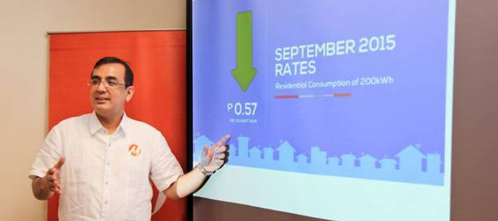 Power Rates Down for 5th Straight Month
