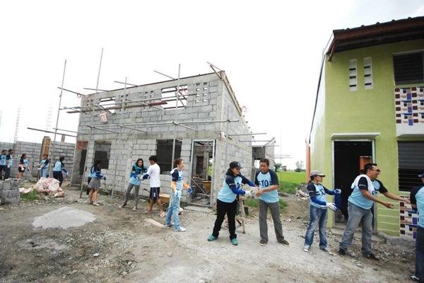 Microsoft joins Gawad Kalinga in Upgrading a Community in Nueva Ecija5