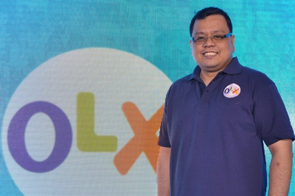 RJ David, Co-founder and Managing Director of OLX Philippines