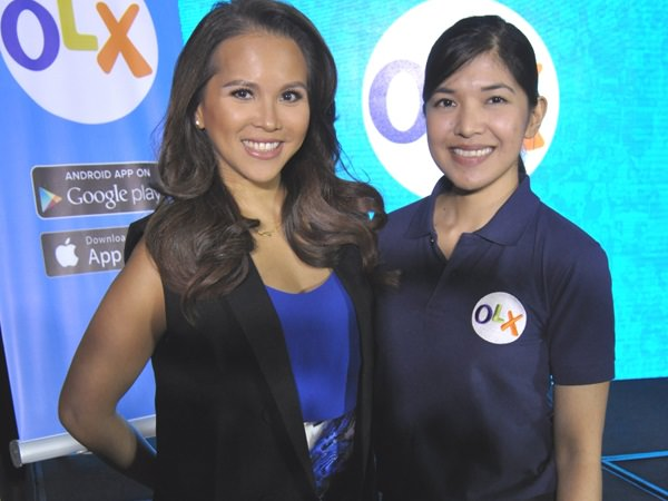 Host Gelli Victor and Jean Magboo, Content Marketing Manager