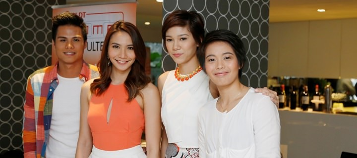 PLDT HOME Ultera family barkada members come together for an afternoon of all-out fun