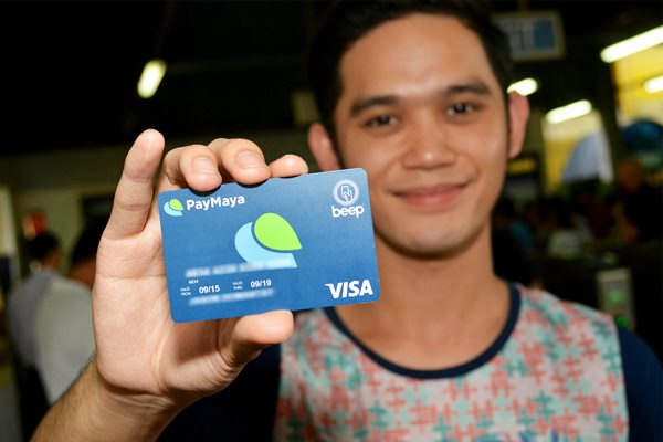 PayMaya x Beep, Use PayMaya to Pay for MRT and Bus fare