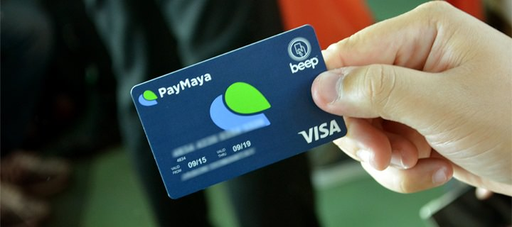 Smart eMoney's PayMaya with beep now available at LRT/ MRT train stations