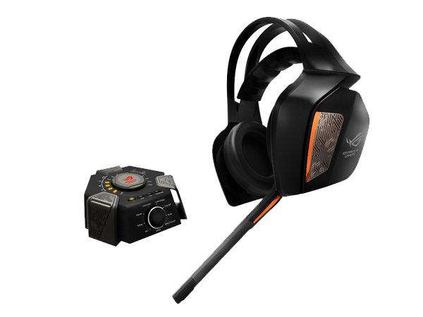 ROG 7 surround gaming headset