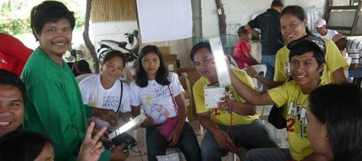 Lighting the Way with Gawad Kalinga