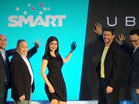 Smart and Uber partnership to provide free in-car WiFi to Uber riders