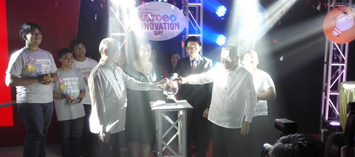 Wyeth Nutrition Philippines honors young innovators at the First National Kids' Innovation Day