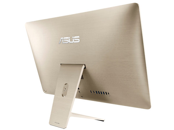 Zen AiO S_Expertly-crafted brushed metal finish
