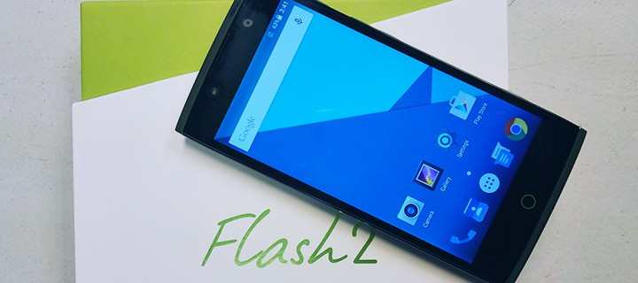 Alcatel Flash 2 Quick Review – Budget Phone with Surprisingly Good Cameras