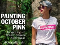 #GrabItBeatIt: GrabCar's awareness campaign for early breast cancer detection