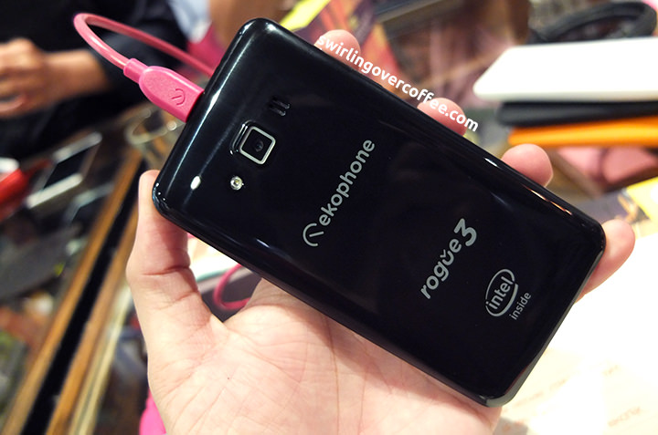 Ekotek Rogue 3 announced – a below-P3k budget phone running Intel X3 SoFIA
