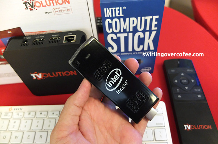 PLDT HOME's TVolution Stick turns your TV into a PC and Entertainment Hub