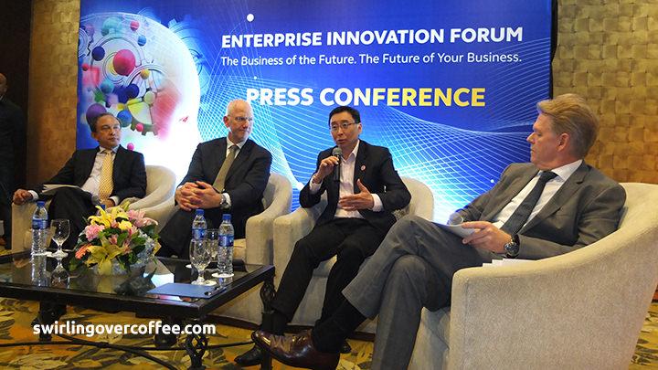 Globe Enterprise Innovation Forum