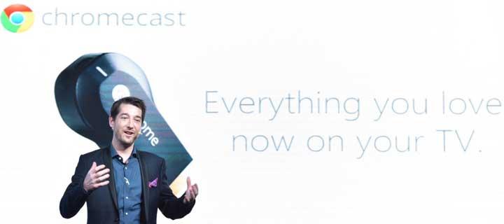 Globe Telecom brings Chromecast to PH