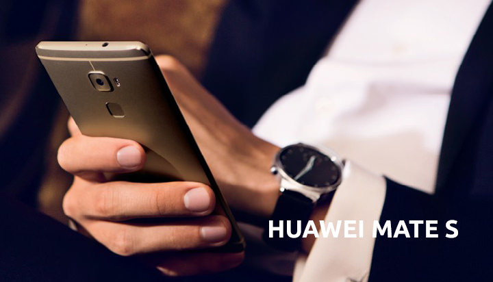 Huawei unveils latest technological tour de force –  the limited edition Huawei Mate S