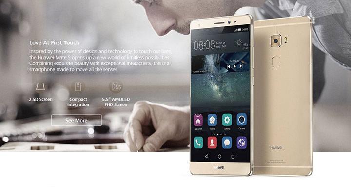 Huawei Mate S, Huawei Mate S Pre-order, #LiveHuawei