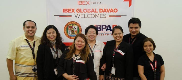 IBEX Global supports industry-academe partnership in Davao