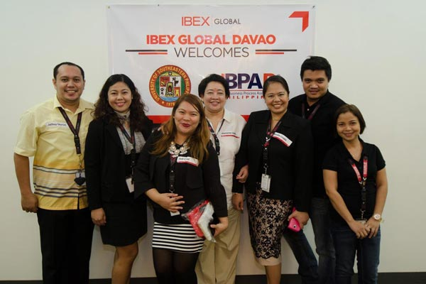 (L-R): Jeffrey Dismas – Facilities Supervisor, Hazel Tupaz – HR Supervisor, Jedi Cruz – Sr. Training Manager, Marianne Valle – Recruitment Manager, Sandra Cases – Sr. HR Manager, CJ Abellon – Recruiter, Lexie Felix – Recruiter