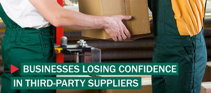 Kaspersky Lab survey shows businesses losing confidence in suppliers