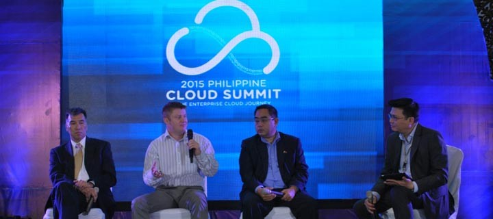 Industry Experts Weigh-in on Cloud Computing and Data Analytics Benefits at IPC's 2015 Philippine Cloud Summit