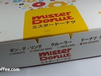 Mister Donut Takes off in Trinoma