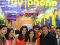 MyPhone opens its first Selfie Store, an experience zone, selfie center, and a promotion of young Filipino artistic talent