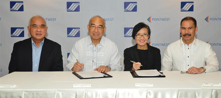 SSS PESO Program and Pointwest Technologies