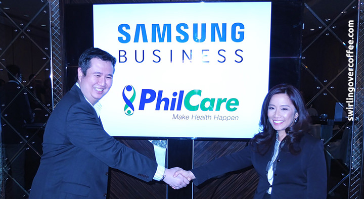 Samsung and PhilCare team up to offer NFC capable membership card
