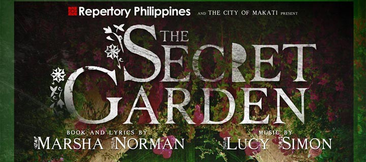 Repertory Philippines adapts Secret Garden for a new generation
