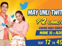 TNT launches 2-Peso Unli Twitter promo to celebrate Aldub fever