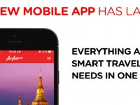 Seamless flying experience at your fingertips with the all-new AirAsia mobile app