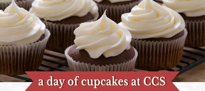 A Day of Cupcakes at CCS: a hands-on cupcake workshop