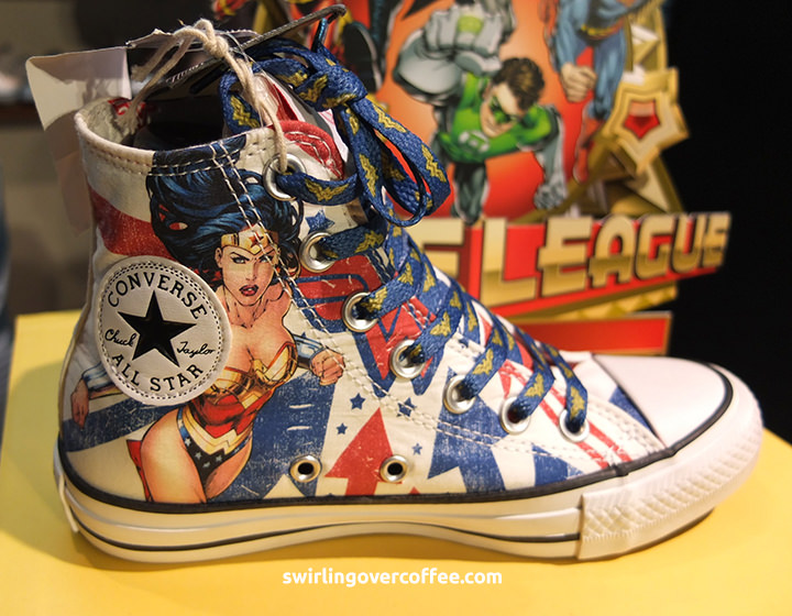 Launched: Converse Chuck Taylor All Star DC Comics Sneakers