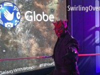 Globe Telcom transforms its GEN 3 stores nationwide into a StarWars theme hub