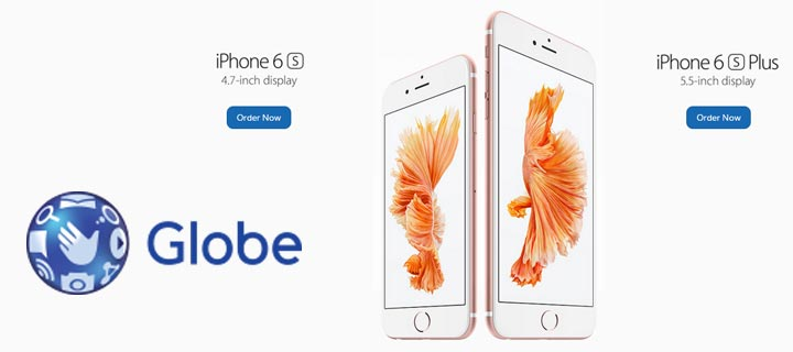 Globe Telecom to Offer iPhone 6s and iPhone 6s Plus in the Philippines on November 6, 2015