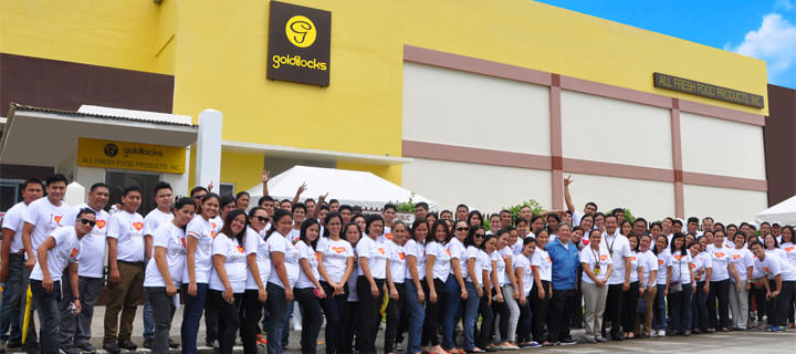 Goldilocks Cebu plant to bring more tasty treats to Visayas