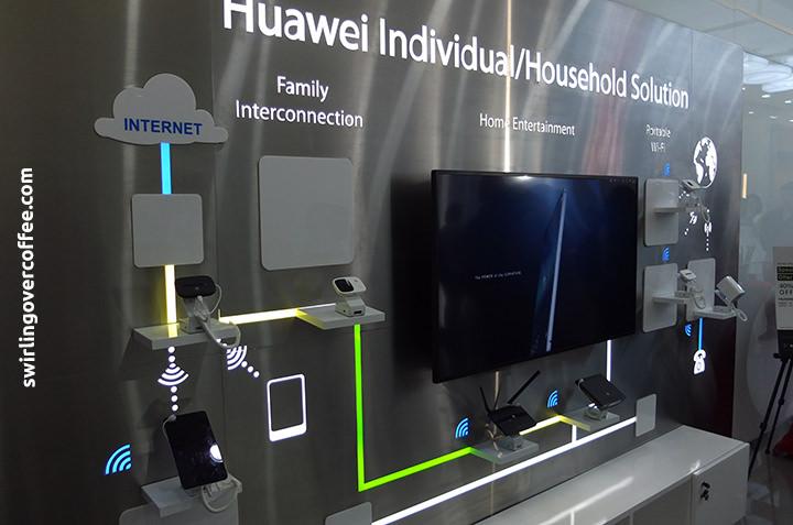 Huawei Experience Store, Huawei G8, Huawei Mate S