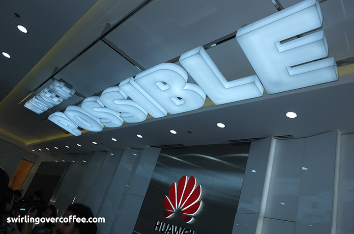 Huawei Concept Store, Huawei After Sales Service