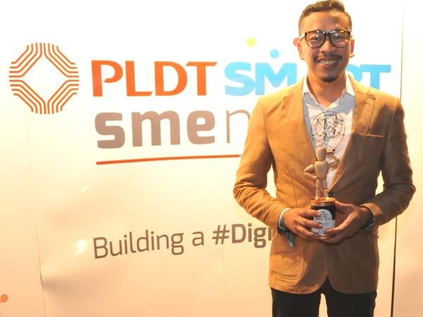 Jason-Magbanua, Smart PDT The Bozz Awards