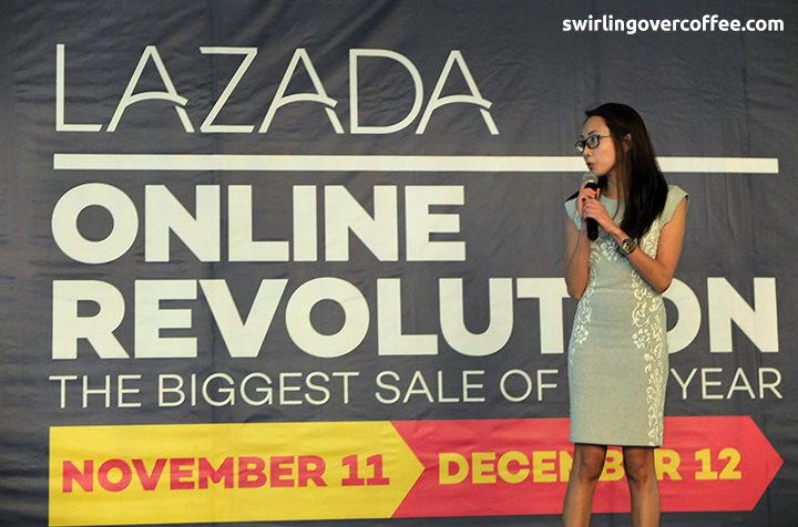 Lazada Online Revolition