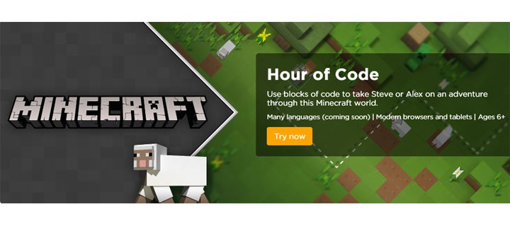 Microsoft and Code.org team up to bring 'Minecraft' to Hour of Code