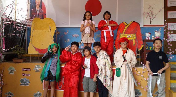 Social Studies Month – Montessori de San Juan's fun and creative way for students to appreciate various cultures