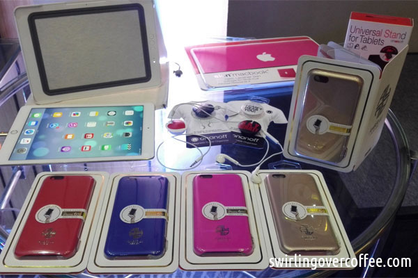OnanOff products for iPad and iPhone